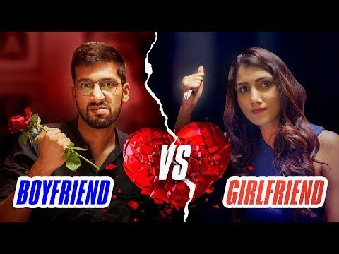 Xxx Mp4 Girlfriend Vs Boyfriend Rapbaazi Valentine S Day Special Being Indian 3gp Sex