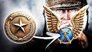 COD WW2: WHAT HAPPENS WHEN YOU PRESTIGE? (Call of Duty WWII Multiplayer Gameplay)