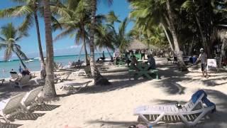 Bavaro, Punta Cana, Dominican Republic, Caribbean 2015 HD