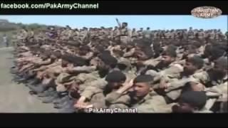 Naara E Takbeer Allah hu Akbar [Operation Zarb e Azb Pakistan Army Song]