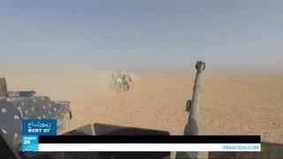كاميرا فرانس24 ترصد جانبا من معركة الموصل