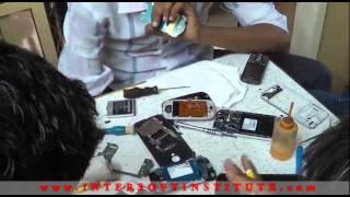 Smartphone Mobile Repair Training DEMO Class Video