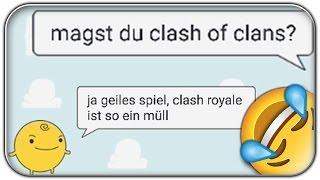 SIMI HASST UND MAG CLASH ROYALE GLEICHZEITIG 😂 | SimSimi Let's Play | Deutsch German