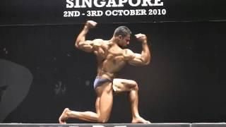 Asian Juniors 2010 - Mayank Pawar (India)