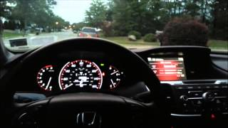 Download 2013 Honda Accord Sport Walkaround & Start up (White Orchid Pearl) 3Gp Mp4