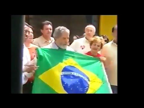 Record:'' Globo persegue Lula desde 1989''