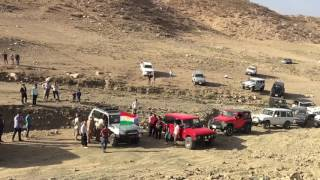 P01 Off Road In Kurdistan The rookie Hell attempts .