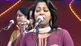 bangla song by shah abdul karim   maya lagashe   YouTube