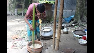 Village Food | Puffed rice | Village Life BD-5