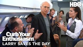 Larry David Saves the Day | Curb Your Enthusiasm (2017) | HBO