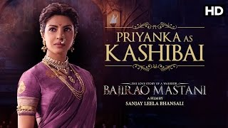 The making of Kashibai | Bajirao Mastani | Priyanka Chopra & Ranveer Singh