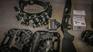 BEGINNER'S GUIDE TO GEAR FOR A 3-GUN MATCH