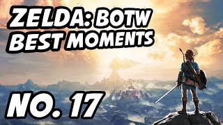 Zelda BOTW Best Moments | No. 17 | Clubbin_Baby_Seals, MANvsGAME, Zisteau, AlyceRocha, Halohat