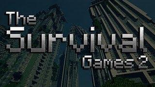 Minecraft: Survival Games 2 - Urban City w/Mitch & Friends!