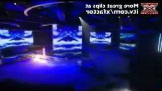 MUST SEETreyc Cohen sings Don  39 t Wanna Miss A Thing   The X Factor Live show 5
