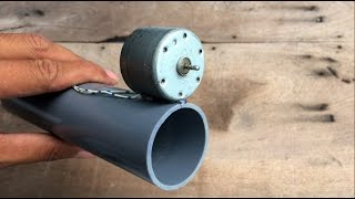 How to Make a Powerful Air Blower