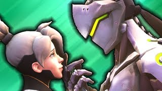 Genji & Mercy Are The Most Played Heroes (Overwatch News)