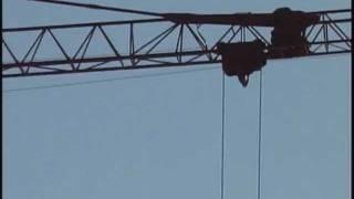 Giant Construction Crane