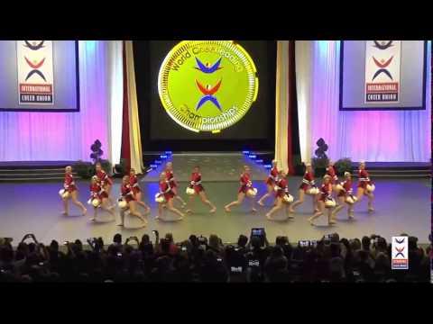 watch Team USA [2014 Team Cheer Freestyle/Pom]