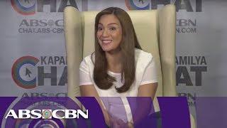 Kapamilya Chat Exclusives: Sylvia names her Top 3 Beautiful Celebs