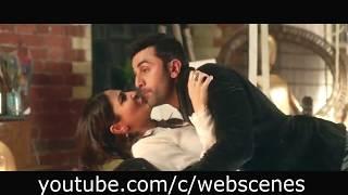 Anushka Sharma Hot Kissing Scene in Ae Dil Hai Mushkil !!! Ultra HD HD
