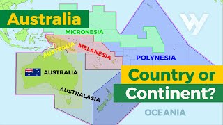 Australia: Country or Continent?
