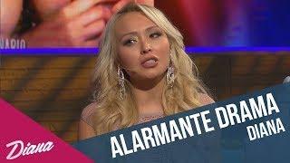 Daniella Chávez se emociona al hablar de su hija | Diana | Capítulo 5