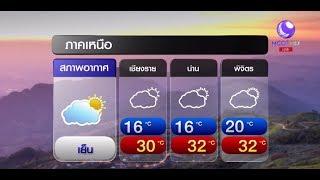 #ลมฟ้าอากาศ พรุ่งนี้ (11 ก.พ.) ไทยตอนบนอากาศหนาวเย็น-มีหมอก