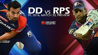 IPL 2016LIVE DELHI DAREDEVILS VS RISING PUNE SUPERGIANTS