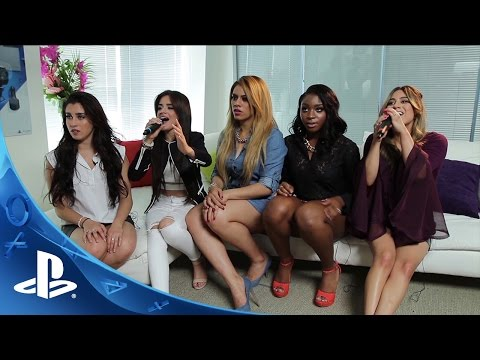 SingStar - Fifth Harmony Visit | PS4