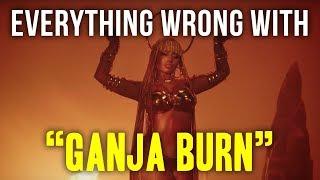 """Everything Wrong With Nicki Minaj - """"Ganja Burn"""""""
