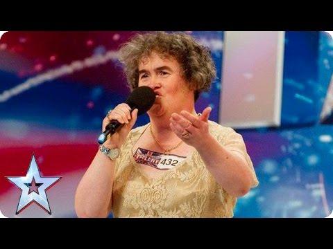 MOST VIEWED AUDITIONS on Britain's Got Talent!   Including Susan Boyle, Calum Scott & More!