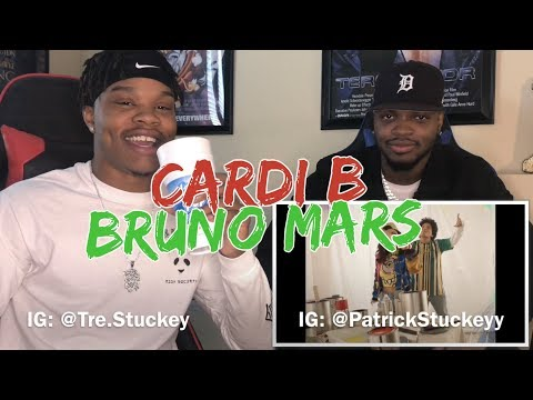 Download Bruno Mars - Finesse (Remix) [Feat. Cardi B] [Official Video - REACTION