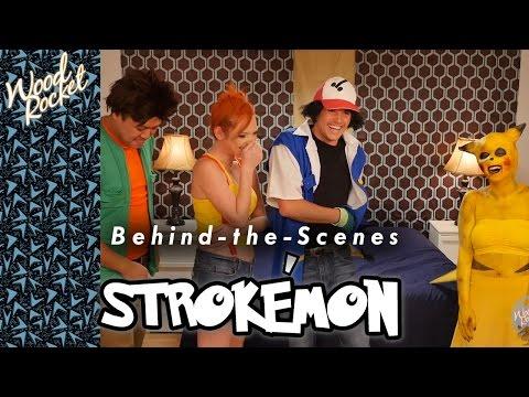 Xxx Mp4 Behind The Scenes On Strokémon 3gp Sex