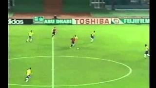2003.- España 0 Vs. Brasil 1 (Final. Mundial EAU sub-20)
