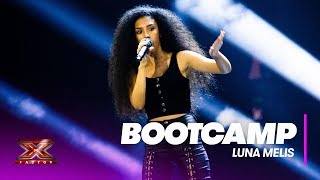 Black Widow da standing ovation con Luna Melis | Bootcamp 1