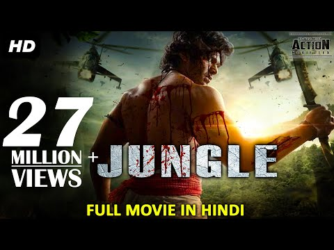 Xxx Mp4 JUNGLE 2018 New Released Full Hindi Dubbed Movie Full Hindi Movies 2018 South Movie 3gp Sex