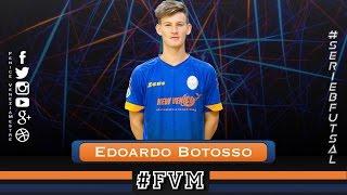 Serie B | Fenice VeneziaMestre x Città di Mestre | Video intervista a Botosso + gol