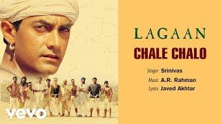 Chale Chalo - Official Audio Song   Lagaan   A.R. Rahman   Javed Akhtar