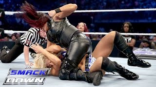 Charlotte vs. Tamina: SmackDown – 3. September 2015