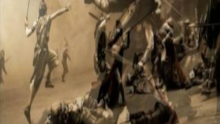The End by The Doors - The Rise and Fall of Leonidas / A 300 Music Video. *2010*