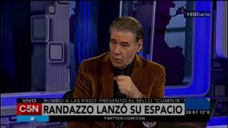 C5N - Política: Entrevista a Juan Abal Medina