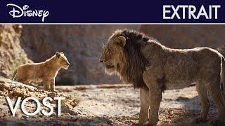 Le Roi Lion (2019) - Extrait : Trouve ton rugissement (VOST) | Disney
