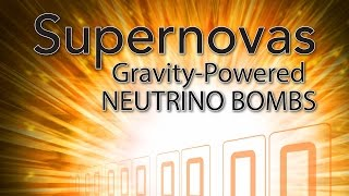Public Lecture | Supernovas: Gravity-powered Neutrino Bombs