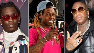 Birdman CAUGHT In A Recorded Phone Convo SETTING UP The SHOOTING of Lil Wayne