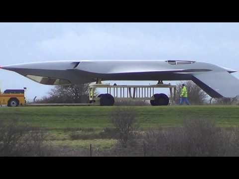 Mystery Stealth aircraft spotted at BAE