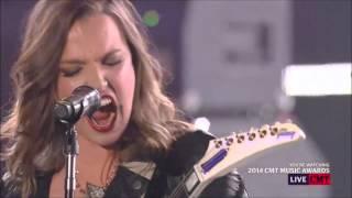 Eric Church - Thats Damn Rock n Roll ft Lzzy Hale