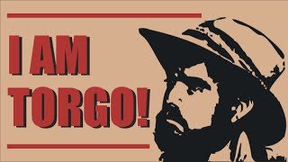 I Am Torgo (strange character from cult movie) 1966
