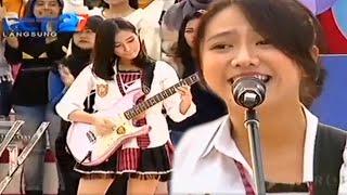 JKT48 Band - Gingham Check [Dahsyat 24 Agustus 2016]