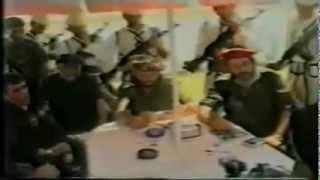 Hoxhë Jakup Hasipi (R.A) - Intervistë gjatë luftës ne Maqedoni 2001